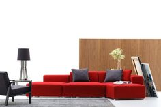 BIENAL - company for future reference Aline Living Room - Sectional