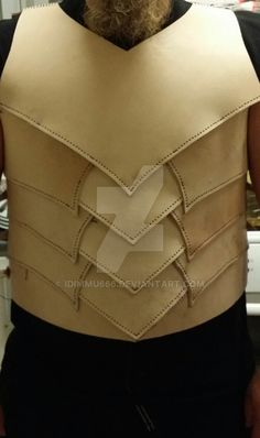 Leather I'm working on at this point