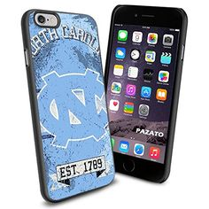 NCAA NC University of North Carolina Tar Heels #11 Cool iPhone 6 Smartphone Case Cover Collector iphone TPU Rubber Case Black Phoneaholic http://www.amazon.com/dp/B00VKJZV1I/ref=cm_sw_r_pi_dp_zWHnvb0HXZYD7