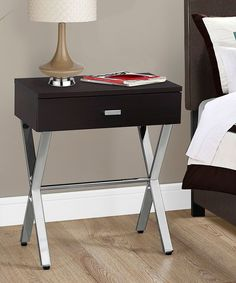 Capuccino Modern Accent Table
