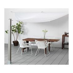 Image result for ikea dyning canopy