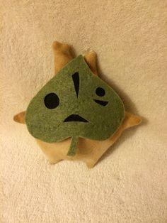 Makar Plush Toy, Inspired from Legend of Zelda Windwaker