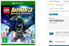 Jogo LEGO Batman 3: Beyond Gotham para Xbox One << R$ 7990 >>
