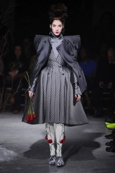 New York Fashion Week: Thom Browne Fall 2013 / Photo by Anthea Simms