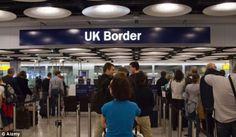 UK Immigration Reveals Half Million Eastern Europeans it Let Slip into the UK