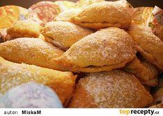 Mrkváče s ořechovou nádivkou recept - TopRecepty.cz Sweet Recipes, Snack Recipes, Snacks, Pretzel Bites, Cornbread, Chips, Health Fitness, Baking, Cake
