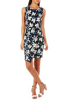 PHILANA LILY ASYMMETRIC DRESS Image
