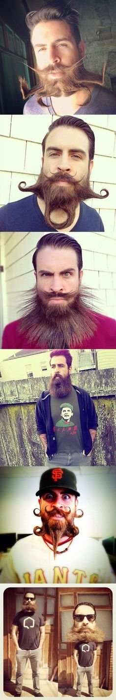 Epic beard // funny pictures - funny photos - funny images - funny pics - funny quotes - #lol #humor #funnypictures