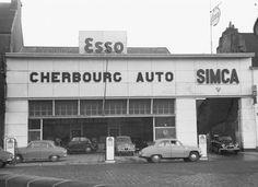 Simca Tonton, Garages, Broadway Shows, Automobile, Garage, Car Garage