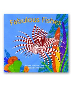 Another great find on #zulily! Fabulous Fishes Hardcover by Peachtree Publishers #zulilyfinds