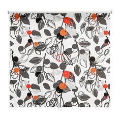 DISKODANS Block-out roller blind IKEA The blackout blind has a special coating and does not let any light through. Can be cut to the desired width.