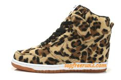 usafrees.com Over 65% Off Shoes,$68.29 Nike Dunk SKY HI Leopard Womens Black Low Brown