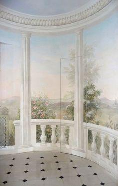 Roberta Dori Puddu  PARIS_ Trompe l'oeil-  rdpstudio@gmail.com