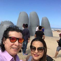 Punta del Este, Uruguay. Barra Mansa