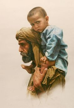 Iranian artist Iman Maleki is known for his heart-touching and realistic paintings. Looking at his amazing realistic paintings we can understand that painting Art Arabe, Teheran, Oil Canvas, Arabian Art, Realistic Paintings, Foto Art, Color Pencil Art, Pencil Portrait, Islamic Art