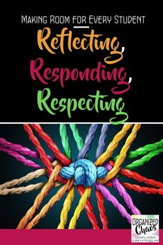 Reflecting, Responding, Respecting: Making Room for Every Student. Reflection prompts for music teachers to consider ways to create a more just and inclusive classroom for all students. Music Classroom, Music Teachers, Classroom Setup, Music Education Activities, Teacher Resources, Classroom Management Tips, Behavior Management, Elementary Choir, Middle School Choir