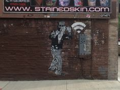 The Short North Arts District: mural