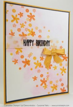 Monday Makes – A Perpetual Birthday Calendar Birthday Card Perpetual Birthday Calendar, Birthday Clips, Happy Birthday, Christmas 2016, Homemade Cards, I Card, Holiday Cards, Stampin Up, Projects To Try