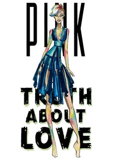 The P!nk Eras - The Truth About Love - by Armand Mehidri