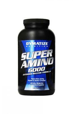 Dymatize Nutrition Super Amino 6000 - 500 Caplets