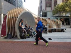 Hacking Public Space With the Designers Who Invented Park(ing) Day – Next City Tactical Urbanism, Public Space Design, Public Spaces, Urban Design Concept, Urban Intervention, Artistic Installation, Urban Furniture, Furniture Dolly, Metal Furniture