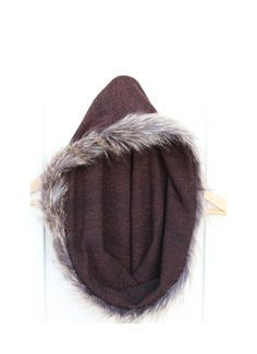 Check out this item in my Etsy shop https://www.etsy.com/ca/listing/218528679/faux-fur-scarf-fur-scarf-circle-scarf