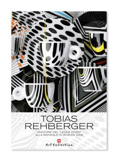 illy Art Collection - Tobias Rehberger on Behance
