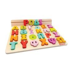 Svoora Παίζω με τα Γράμματα - Ελληνικό Ξύλινο Αλφάβητο με 50 Κάρτες 25€ Cube, Kids Rugs, Toys, Decor, Play, Beams, Activity Toys, Decoration, Kid Friendly Rugs