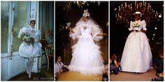 Yves Saint Laurent, abito sposa Colomba  Novias no convencionales ...