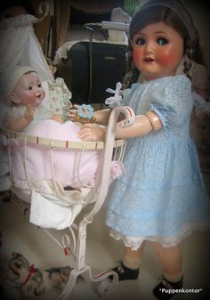 Puppenkontor: Aller Anfang ist schwer...