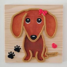School Projects, Art Projects, Creative Arts And Crafts, Craft Corner, Crewel Embroidery, Wire Art, Baby Decor, Baby Elephant, String Art