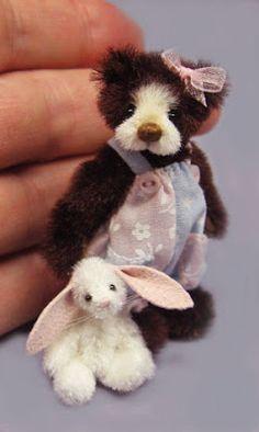 Ingrid Els teddy bears