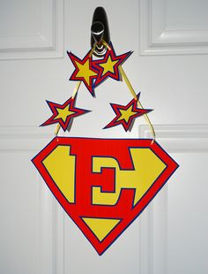 Printable Superman birthday banner for a super hero birthday party (also great as an iron-on t-shirt graphic) - Merriment Design Superman Birthday Party, Superhero Party, 3rd Birthday, Batman Party, Birthday Ideas, Birthday Parties, Homecoming Themes, Homecoming Parade, Superhero Alphabet