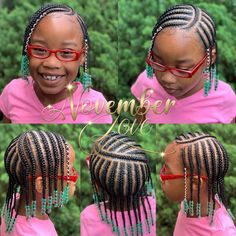 Children's Braids and Beads! DM me for booking information! … Children's Braids and Beads! DM me for booking information! Beads, braids and beyondBraids For Kids Black LOVELY BRAIDED HAIRSTY Little Girl Braid Styles, Little Girl Braid Hairstyles, Toddler Braided Hairstyles, Toddler Braids, Black Kids Hairstyles, Kid Braid Styles, Little Girl Braids, Baby Girl Hairstyles, Natural Hairstyles For Kids