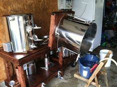Show Me Your Wood Brew Sculpture/Rig - Page 55 - Home Brew Forums #homebrewinggear