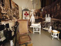 «Liège dans la tourmente» au Musée de la Vie wallonne - Liège expo 14-18 © FTPL