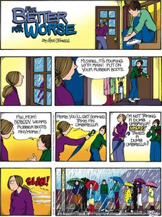For Better or For Worse  comic strip for Apr/03/2016.