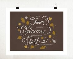 lemon squeezy: Free download: Wall Art and Table Place Cards