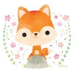 Zorro rojo japonés | Japanese red fox (vulpes vulpes japonica)—http://www.lulibunny.com