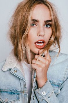 Bold brow. @thecoveteur