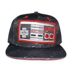 Regalosde · Gorras Frikis · Gorra Nintendo 00ad58ce21e