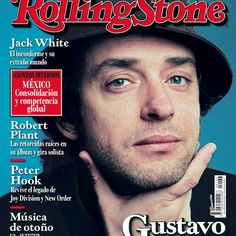 Rolling Stone Mexico 1 Oct 2014