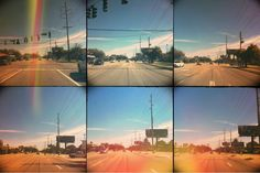 Orlando is long stretches of pavement and direct sun.