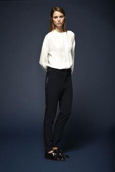 Roman blouse and Beta pants http://www.dante6.com