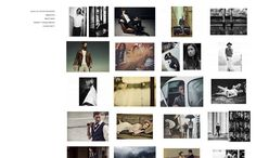 Best Photography Websites // Kalle Gustafsson - www.kreatology.com