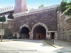 Armstrong Tunnel, Pittsburgh, Pennsylvania just one that make driving a PITA at times here in our great city!