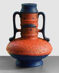 Walter Gerhards Lamp Base (Fat Lava Wadersloh) Tags: west lava fat german 70s pottery wgp fatlava sndgen