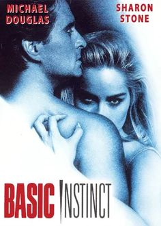 Basic Instinct - Det. Curran pursues a case involving Catherine, a writer and temptress who is suspected in a murder reminiscent of a crime detailed in her book. Stars Michael Douglas and Sharon Stone.