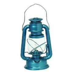 Brass Trim Oil Lantern