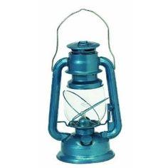 Brass Trim Oil Lantern